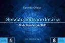 10ª Sessão Extraordinária 2021 - 06/10/2021