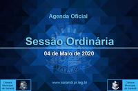 10ª Sessão Ordinária 2020