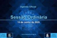 16ª Sessão Ordinária 2020