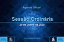 18ª Sessão Ordinária 2020