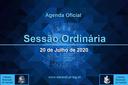 20ª Sessão Ordinária 2020