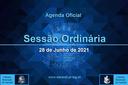 22ª Sessão Ordinária 2021 - 22/06/2021