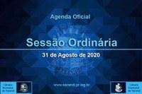 25ª Sessão Ordinária 2020