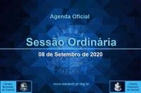 26ª Sessão Ordinária 2020