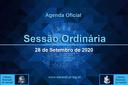 29ª Sessão Ordinária 2020