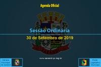 32ª Sessão Ordinária 2019