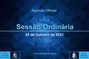 37ª Sessão Ordinária 2021 - 25/10/2021