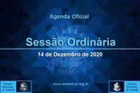 40ª Sessão Ordinária 2020