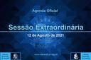 7ª Sessão Extraordinária 2021 - 12/08/2021