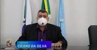 Fala vereador: Cícero da Silva - 02/09/2021
