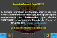 Informe-TP 01/2019-OBRA - SUSPENSO