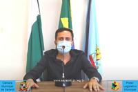Quadro: Fala Vereador - Adriano Amorim