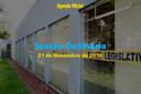 Sessão Ordinária de 21 de Novembro de 2016